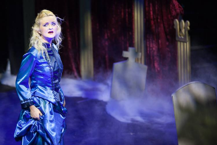 Phantom of the Opera – Zenith Youth Theatre