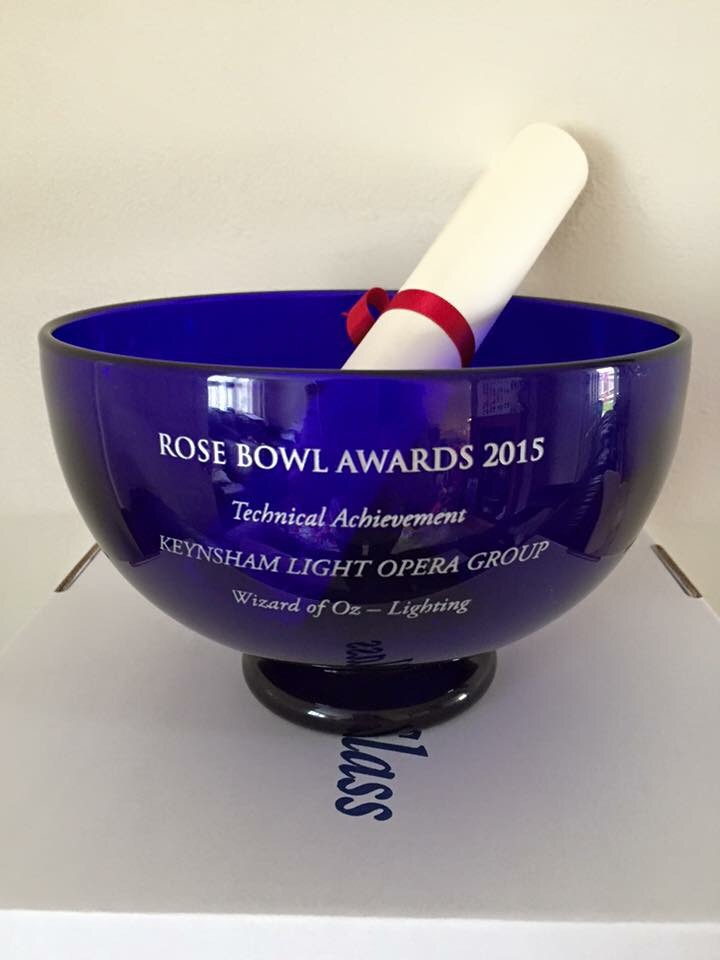 Luke's Lighting Design Wins The Rose Bowl Award For Technical Achievement