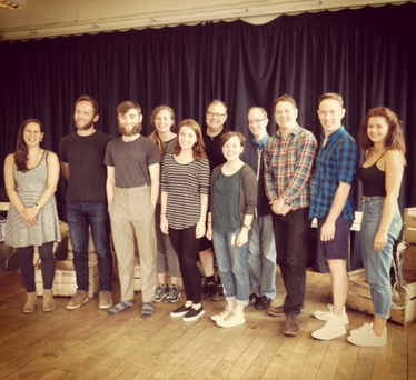 Luke To Light Production Of The Woodlanders for Hammerpuzzle Theatre Company