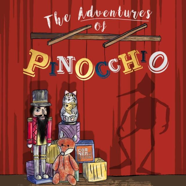 Luke is lighting Pinocchio the Musical for Cornerstone Arts Centre in Didcot this Christmas